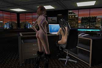 DLP - The Naked Office