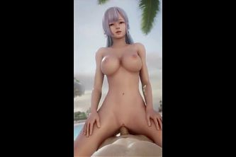 COW Girl Animation Compilation 3D Sex