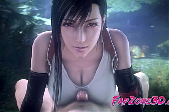 Nice Tifa - 3D Animated Collection