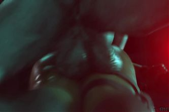 Resident Evil 3, Jill gets inseminated by tyrant by Rigid3D