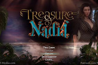 Treasure of Nadia - (PT 1)