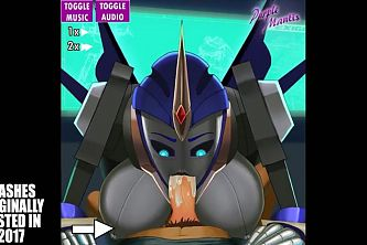Arcee Sex Flashes -OLD FLASH ARCHIVE